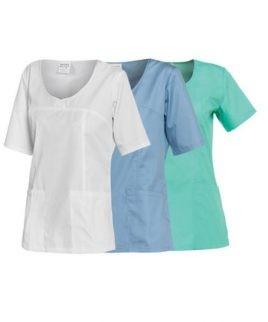 Медицинска туника - три цвята