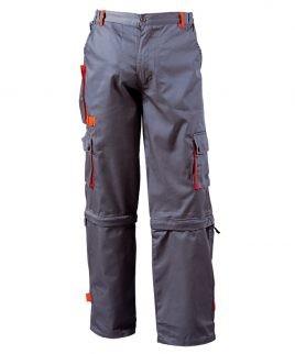 Работен панталон със свалящи се крачоли