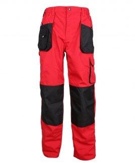 Червен работен панталон