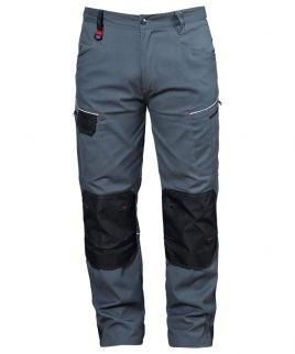 Висококачествен работен панталон с подсилени колене и тройни шевове