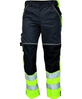 Работен панталон със светлоотразителни елементи