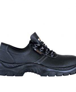 Кожени работни обувки без бомбе