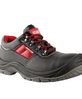 Работни обувки с бомбе и пластина, водоустойчиви