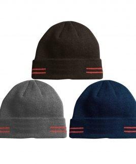 Зимна шапка с поларена подплата