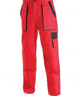 Работен панталон LUXY с подсилени колене и ластик.