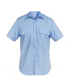 Мъжка риза SENTINEL с къс ръкав.