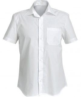 Риза с късръкав