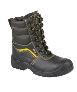 Високи работни обувки S3