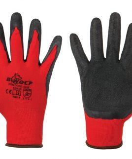 Ръкавици топени в нитрилна пяна
