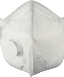 Предпазна маска с клапа FFP2 NR D