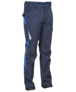 Работен панталон Бултекс син