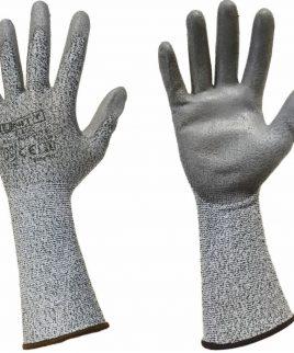 Ръкавици от полиестерно трико.