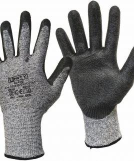 Ръкавици от трико.