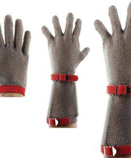 Метални ръкавици