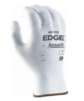 Ръкавици EDGE 48-126 от полиестерно трико, потопени в полиуретан