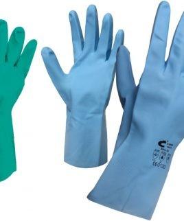 Ръкавици изработени от нитрил