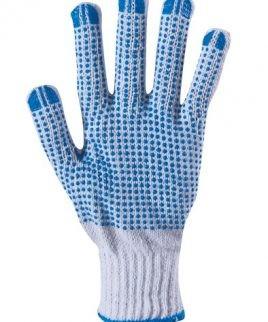 Ръкавици с пвц/силиконови точки
