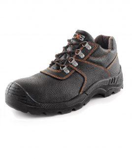 Обувки от хидрофобирана телешка кожа.