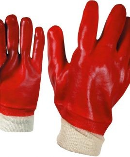 Работни ръкавици ПВЦ