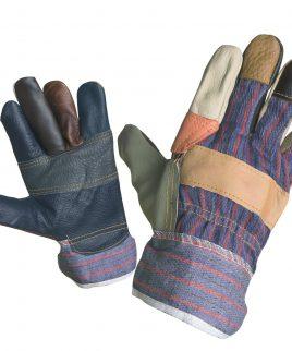 Кожени Работни Ръкавици