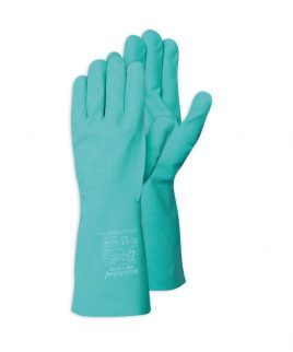 работни ръкавици нитрил