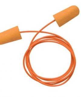 Вътрешни антифони SOFT ORANGE CORDED с винилово въже.