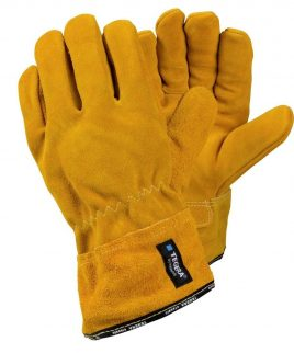 Работни ръкавици TEGERA 17 за топлинна защита до 100 °С,