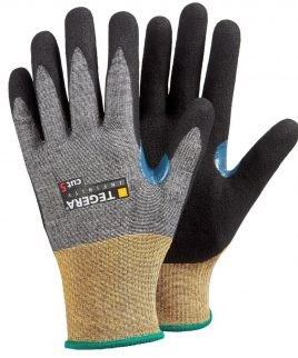 Противосрезни ръкавици, ниво 5.