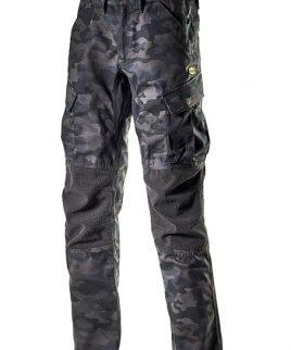 kamuflajen pantalon diadora