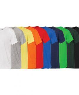 Тениска 100% памук KEYA различни цветове