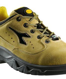 Работни обувки Диадора от набук