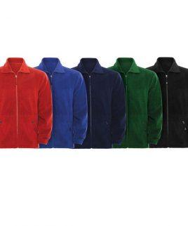 Поларени жилетки в различни цветове