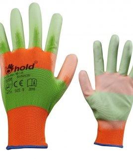 Работни ръкавици топени в полиретан