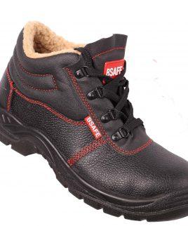 Работни кожени обувки