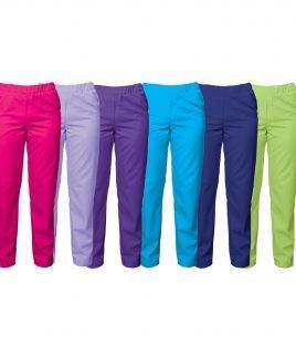 Дамски панталон в различни цветове