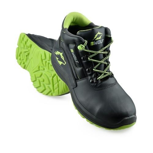 Високи работни обувки тип бота със защита S3