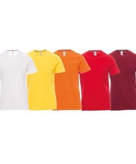 Мъжка тениска - 100% памук в различни цветове