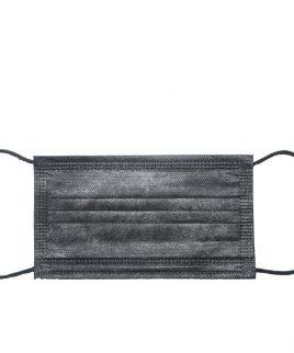 Маска за еднократна употреба в черно