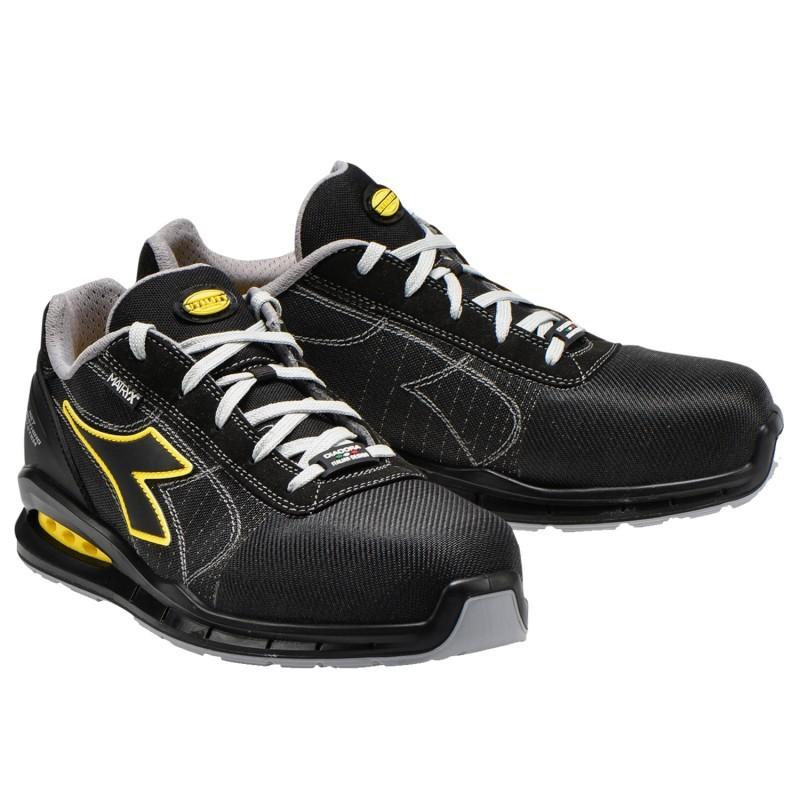 Работни обувки DIADORA черни S1p