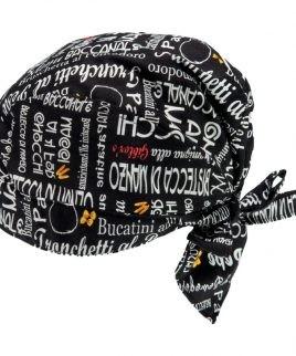 Готварска шапка, кърпа за глава