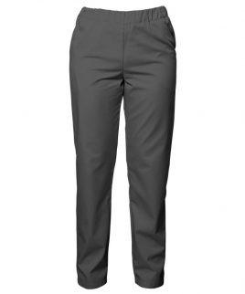 Панталон за готвачи в сиво